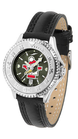 Ladies Youngstown State Penguins - Competitor AnoChrome Watch