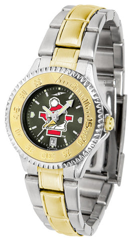 Ladies Youngstown State Penguins - Competitor Two Tone AnoChrome Watch