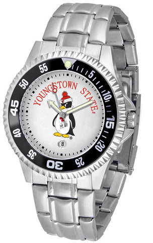 Mens Youngstown State Penguins - Competitor Steel Watch