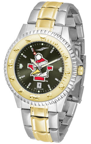 Mens Youngstown State Penguins - Competitor Two Tone AnoChrome Watch
