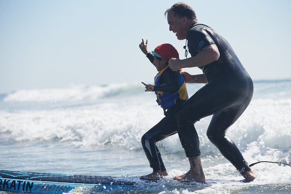 RECAP: Katin Hosted AWOW Surf Therapy Event Last Weekend In Bolsa Chica