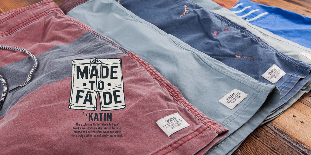 'Made to Fade' Collection