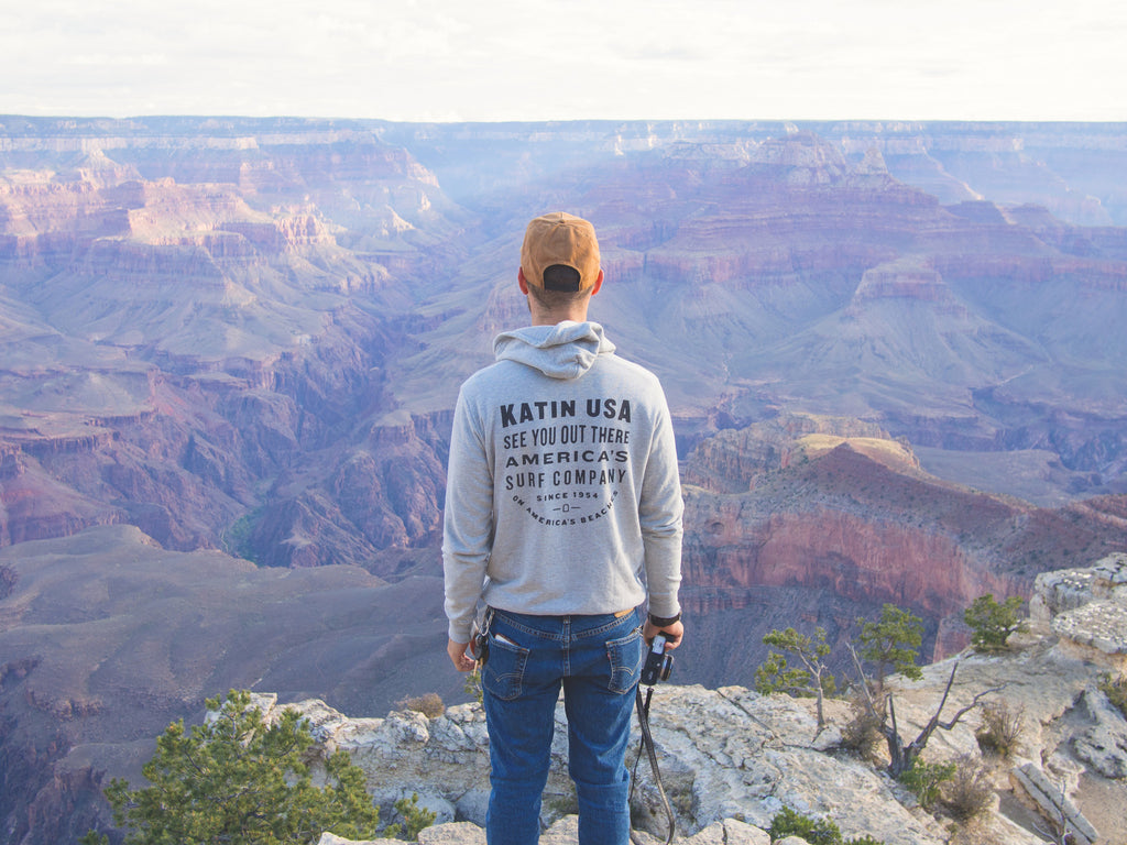 WEB FEATURE: Surreal Views in the Press Hoodie