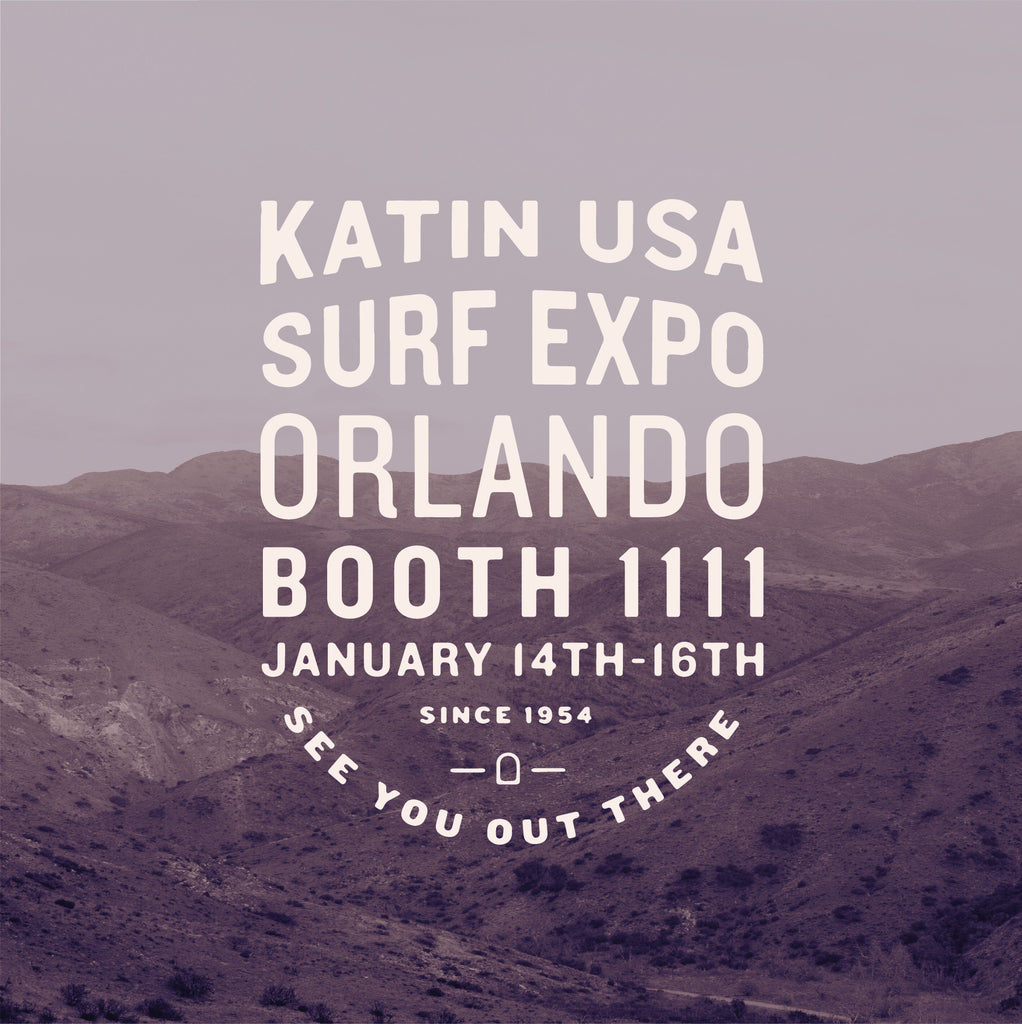 Katin at Surf Expo