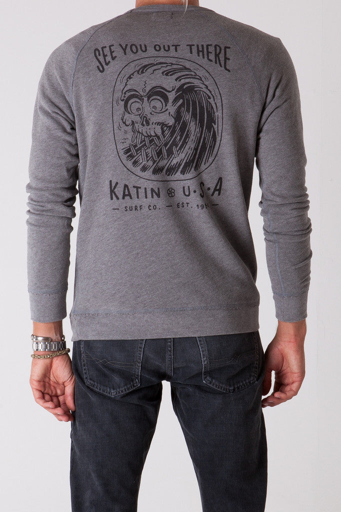 WEB FEATURE: Skullnami Fleece Crew Neck