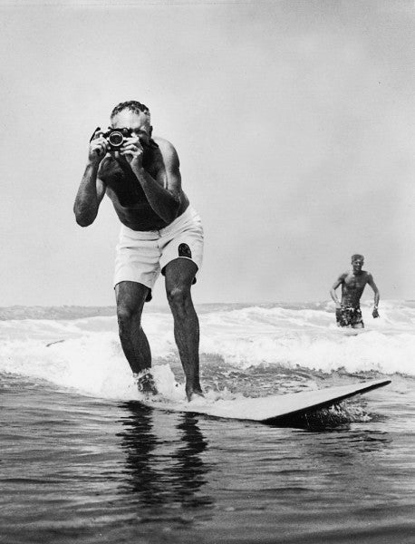 Happy Birthday LeRoy Grannis!