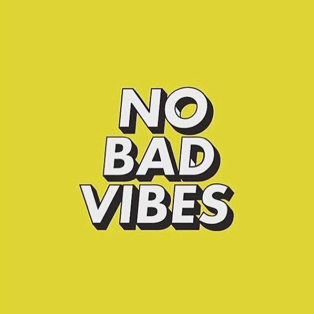 #MOTIVATIONMONDAY: Good Vibes Only