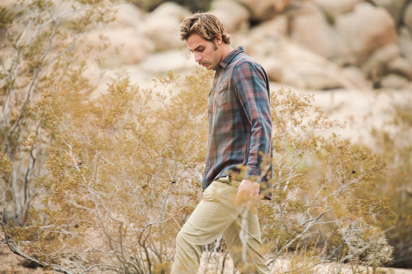 Falling For Flannels: Shop the Katin Fall Flannel Collection