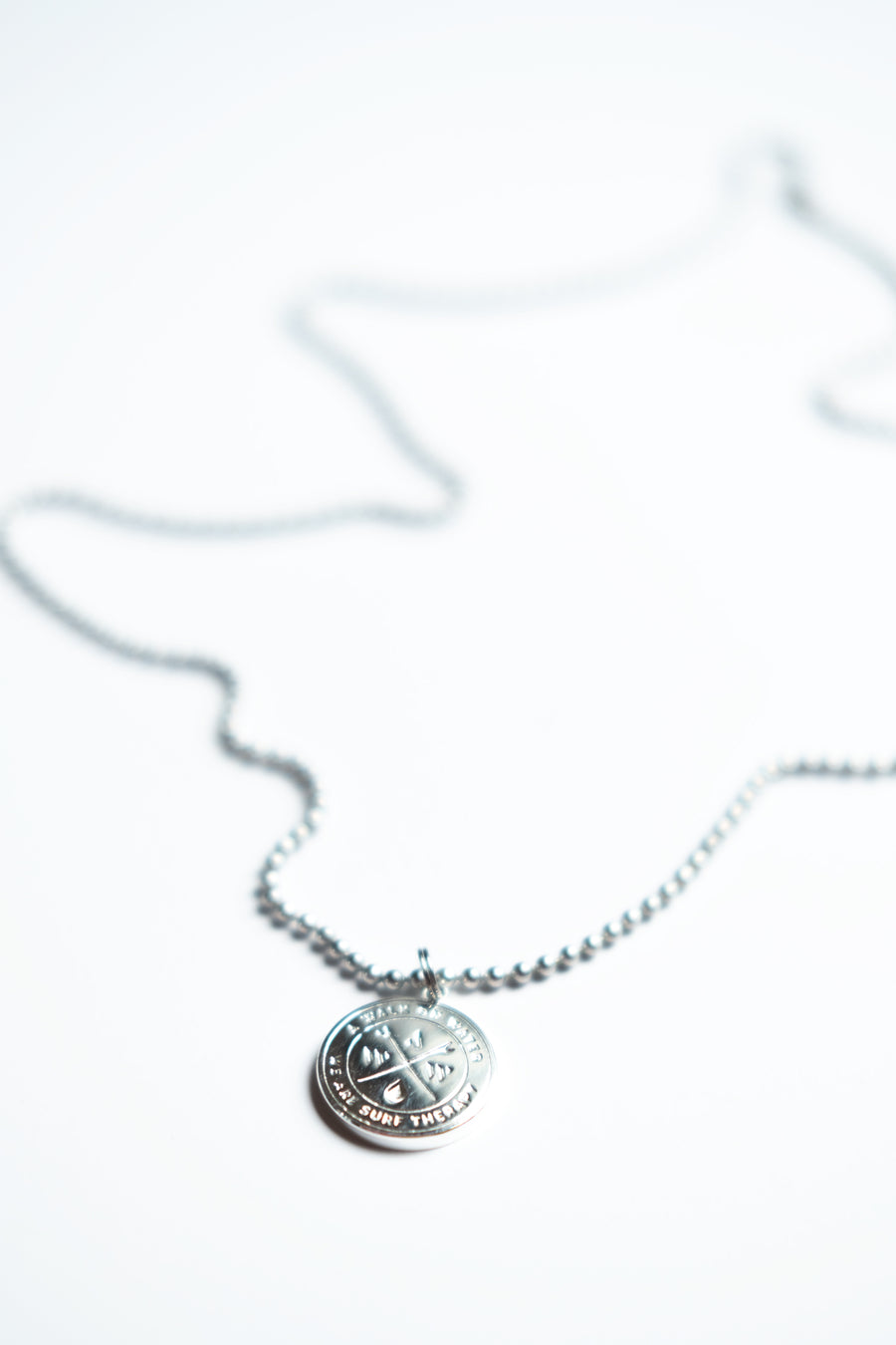 AWOW St. Christopher Necklace