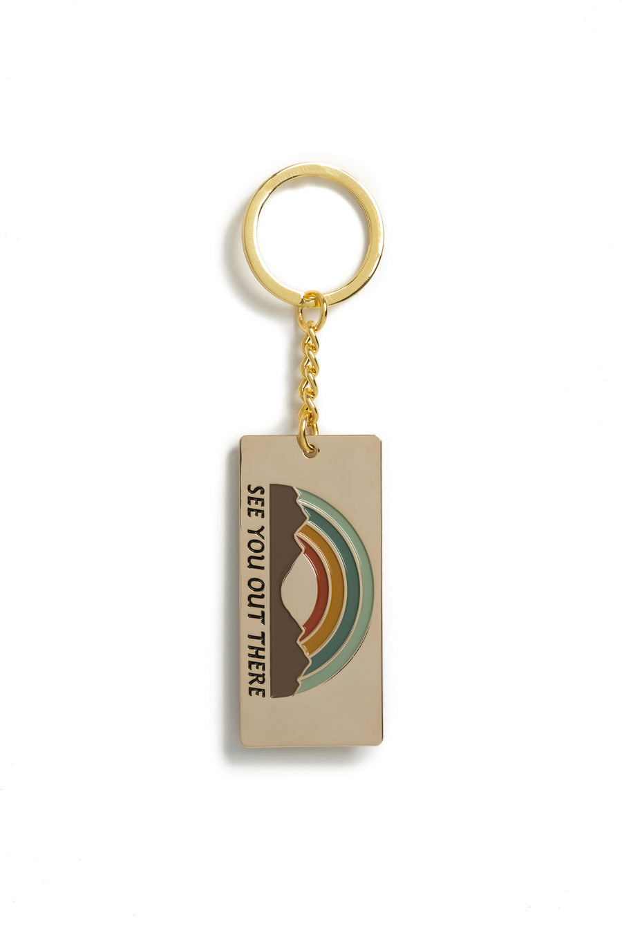 SCENIC SEE YOU KEYCHAIN