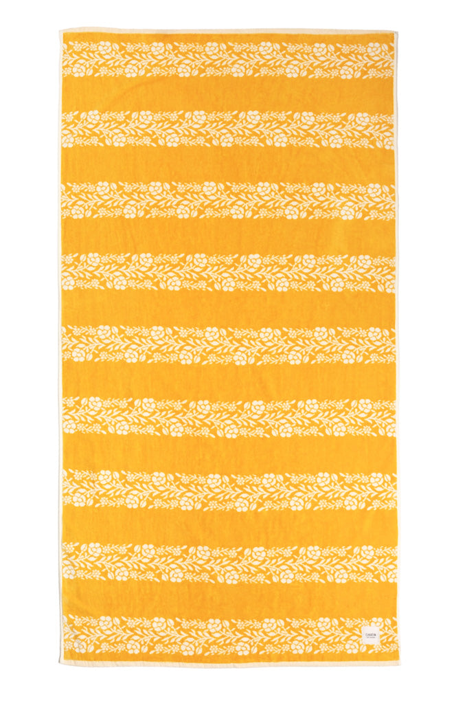The Niko Premium Beach Towel