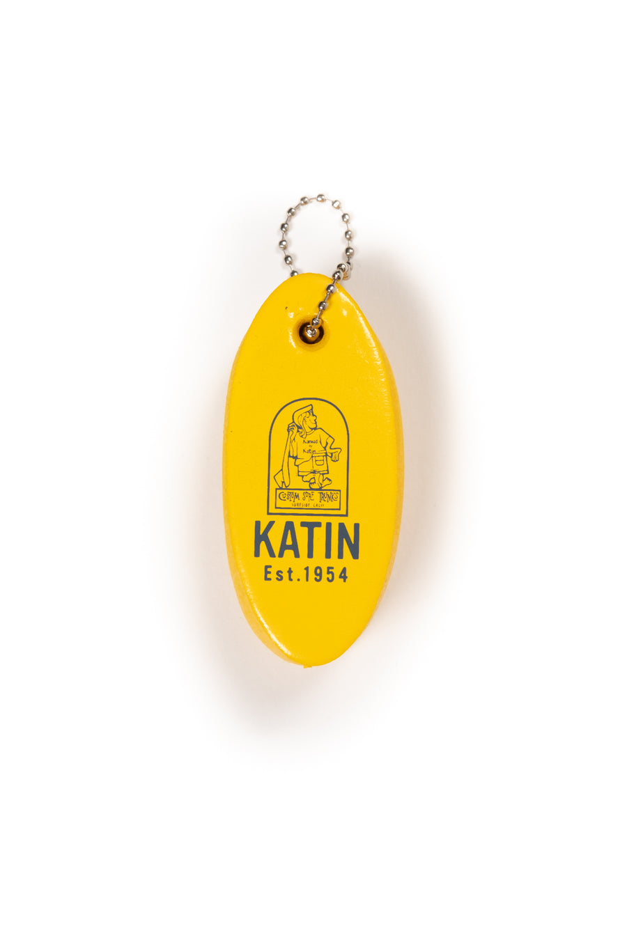 BOAT FLOAT KEYCHAIN