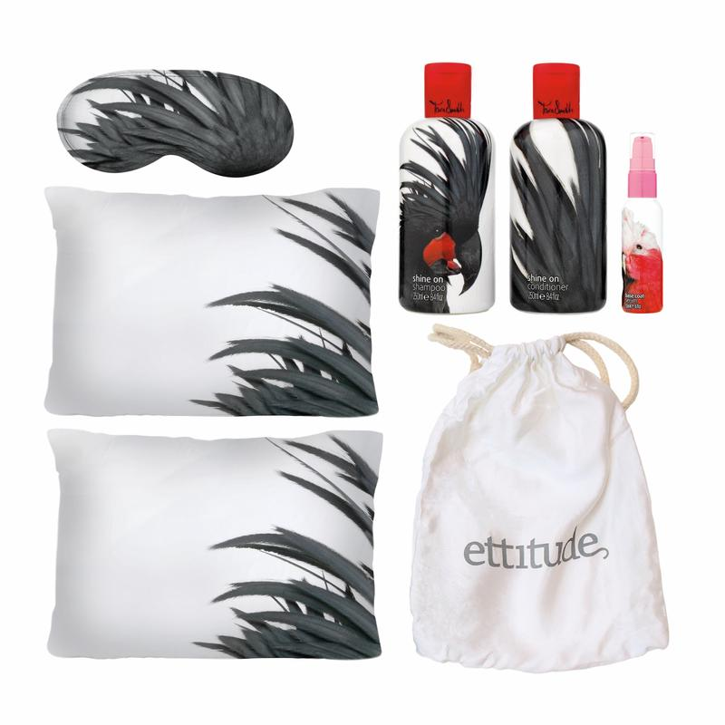 Ettitude x Tara Smith 'birds of a feather' holiday gift set