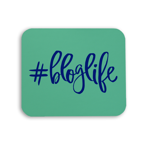 #BLOGLIFE Mouse Pad- 1pk