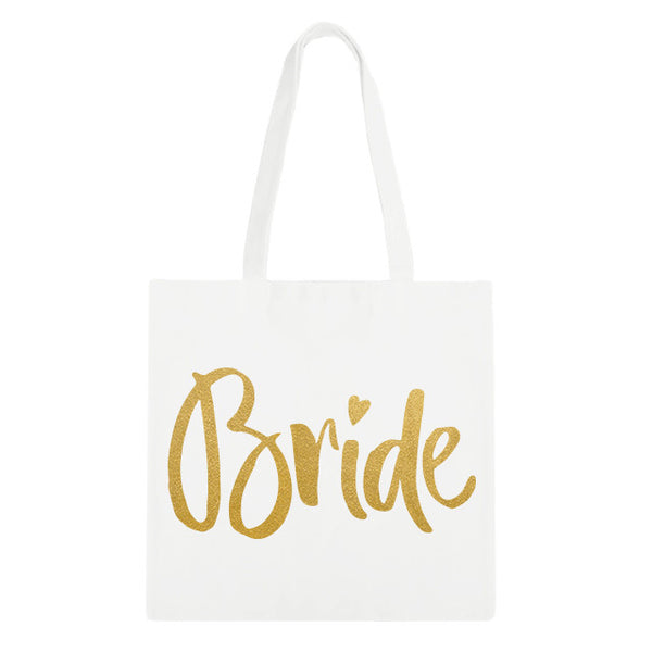Bride Tote Bag - 6pk