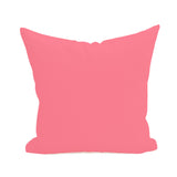 Blank Pillow Cover - Coral 1pk