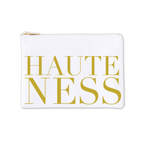 Cosmetic Bag - Hauteness / Hautemess 3pk