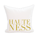 Hauteness / Hautemess Pillow Cover - 3pk