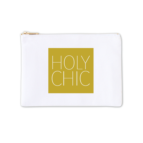 Cosmetic Bag - Holy Chic 3pk