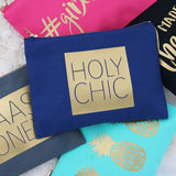 Cosmetic Bag - Holy Chic 6pk