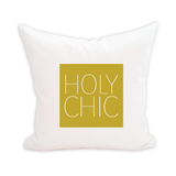 Holy Chic Pillow Cover - 3pk