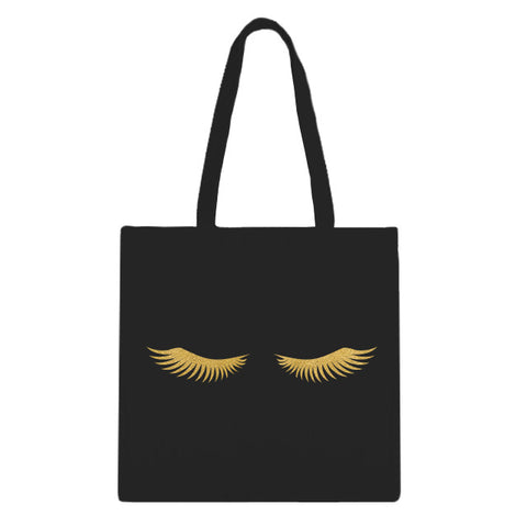 Lashes Tote Bag - 6pk