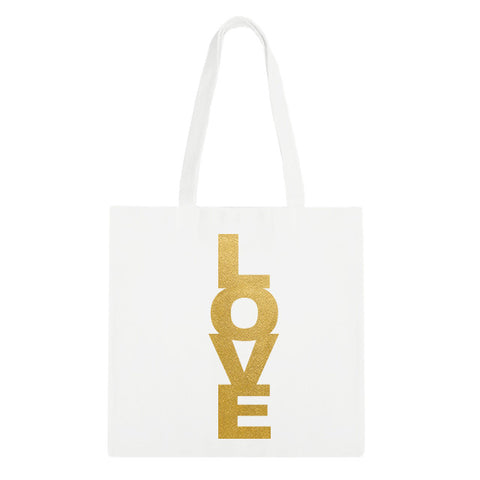 Love Tower Tote Bag