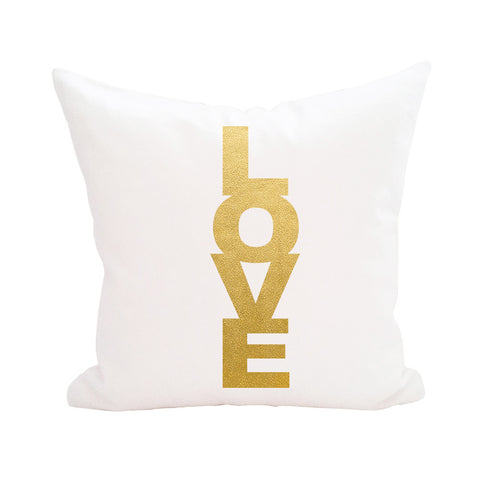 Love Tower Pillow Cover