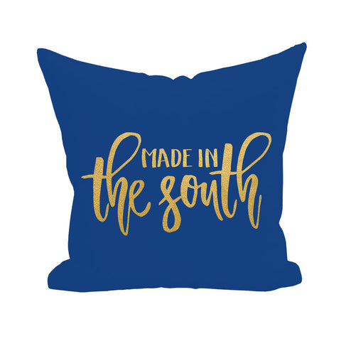 Made in the South Pillow Cover