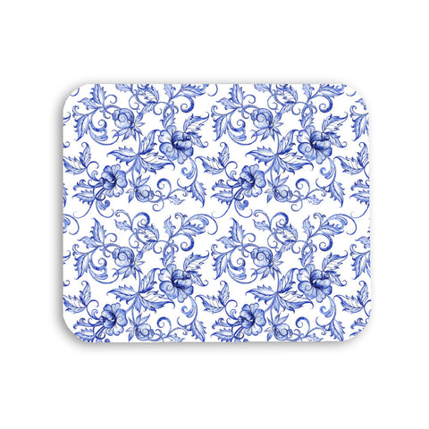 Mousepad - Scents of Ginger Floral Print