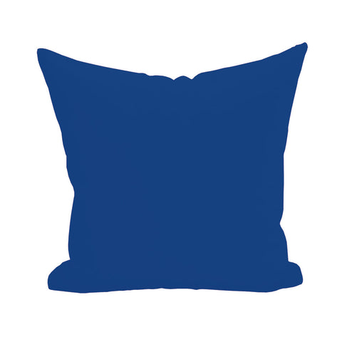 Blank Pillow Cover - Navy 1pk