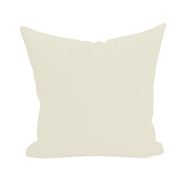 Blank Pillow Cover - Off White 1pk