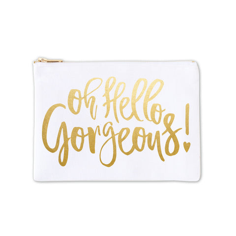 Cosmetic Bag - Oh Hello Gorgeous 6pk