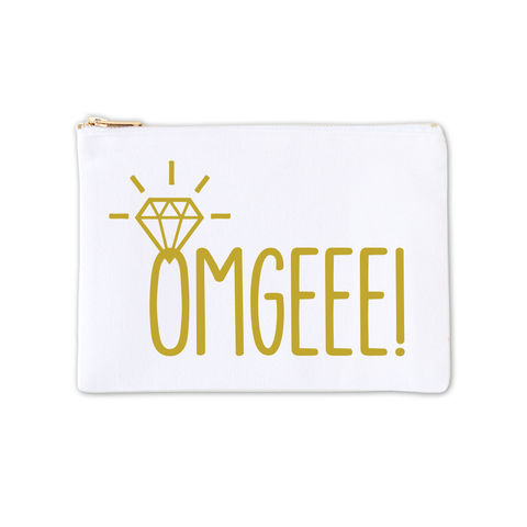 Cosmetic Bag - OMGEEE! 3pk