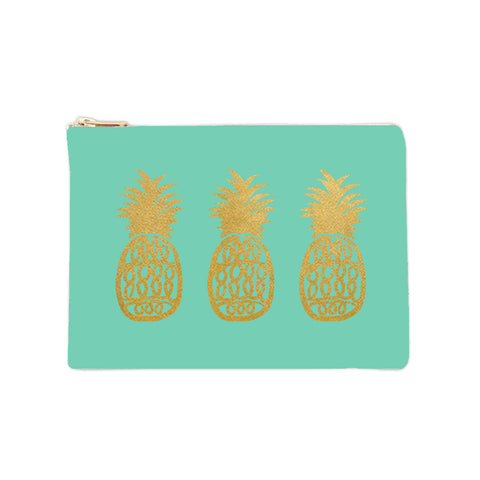 Cosmetic Bag - Pineapple Dreams