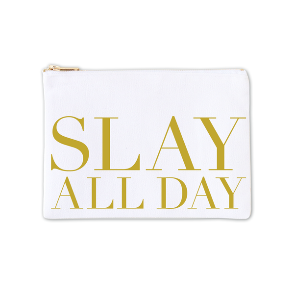Cosmetic Bag - Slay All Day 1pk