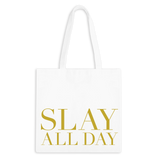 Slay All Day Zippered Tote Bag - 3pk