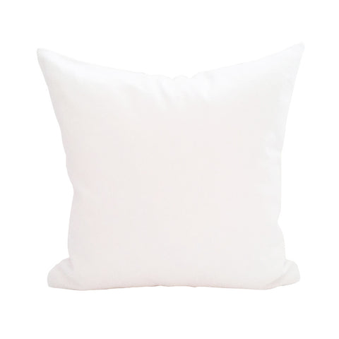 Blank Pillow Cover - White 1pk