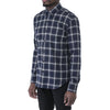 Charcoal Heather Plaid Shirt