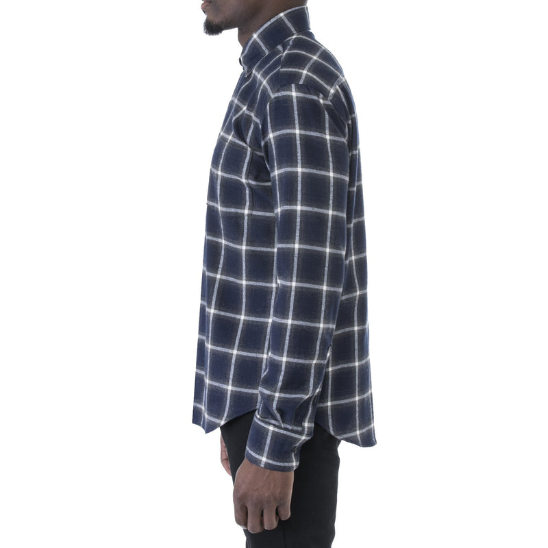 Indigo Plaid