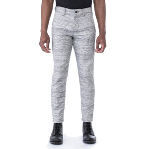 Heather Slub Melange Doubleweave HT Chino Trouser
