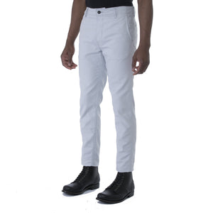 Dove Grey Dobby HT Chino Trouser