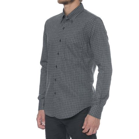 Moss Light Flannel Shirt