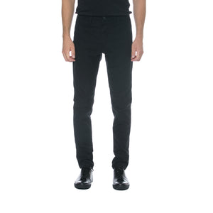 Black Flannel HT Chino Trouser