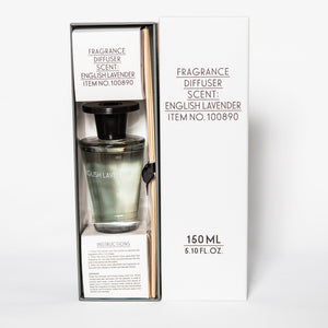 Room Fragrance Diffuser, English Lavender