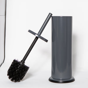 Toilet Brush, Grey