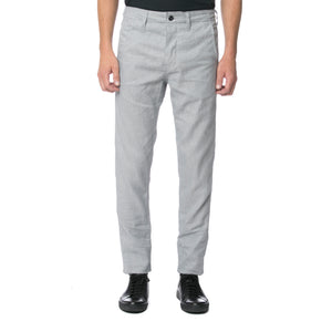 Grey Heather Chino
