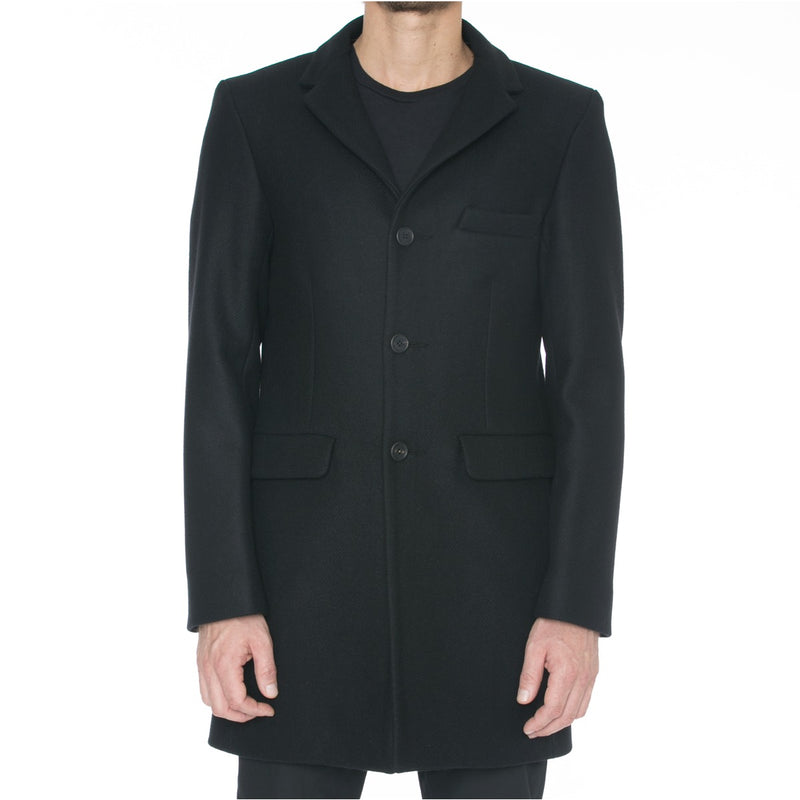 Black Car Coat