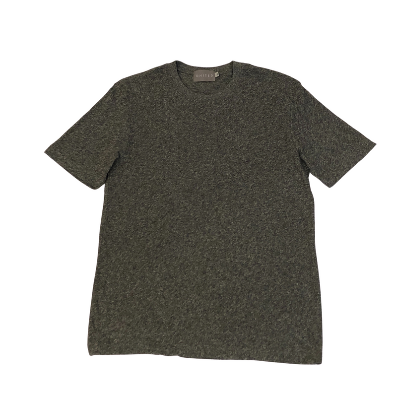 Salt and Pepper Cotton T-Shirt