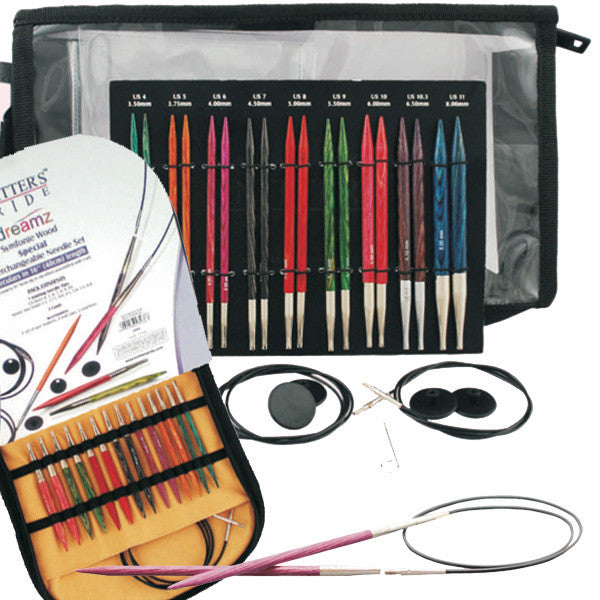 Delux Interchangeable Needle Set